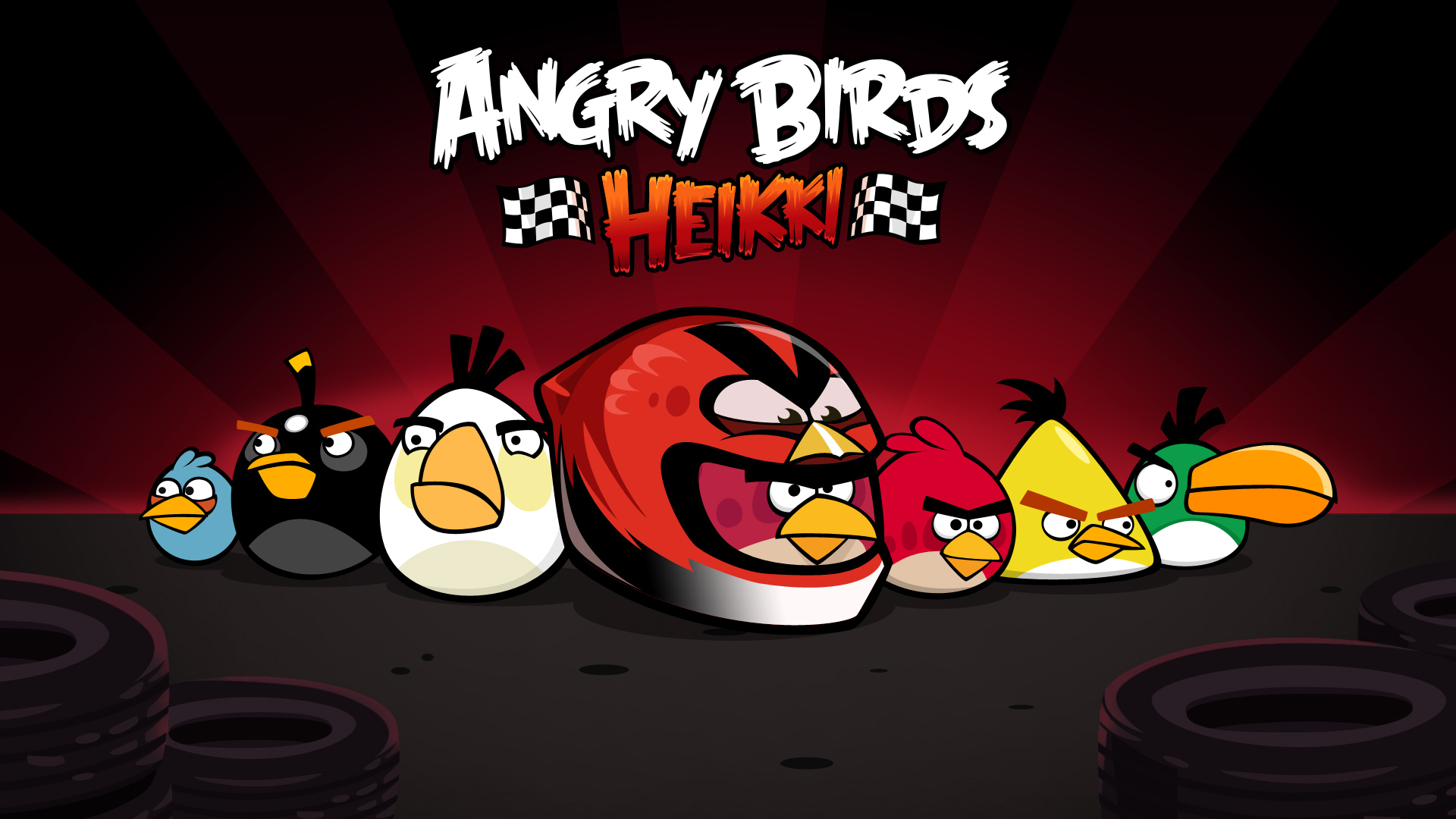 Heikki — гонки от создателей Angry Birds