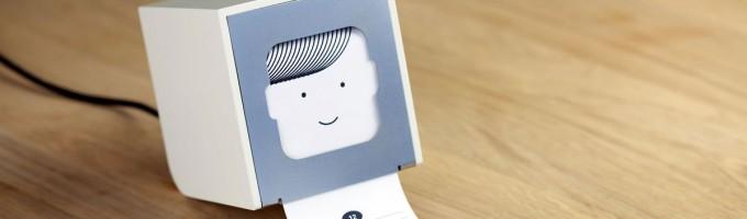 Маленький принтер для iPhone и устройств на Android