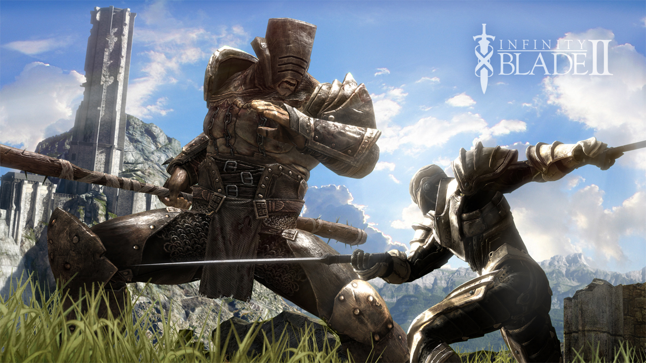 Infinity Blade за доллар