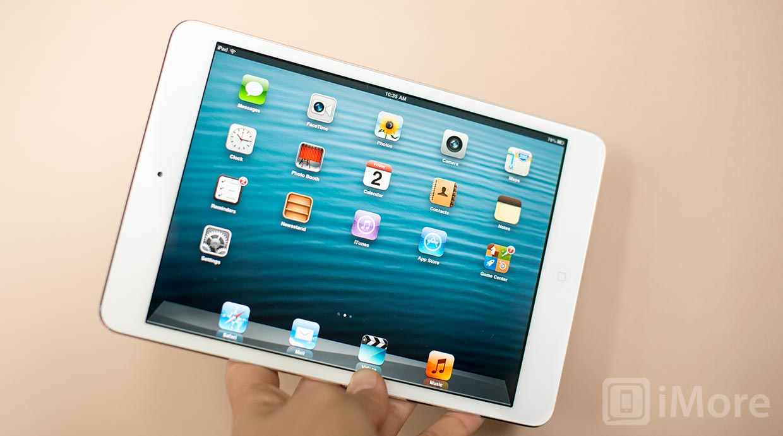 Apple планирует выпустить 7,85-дюймовый iPad в конце этого года
