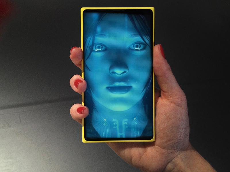 ПсевдоSiri добрались и до Windows Phone
