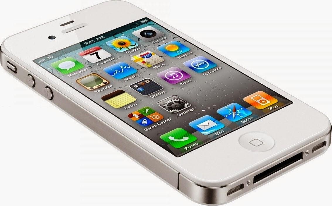 Краткий обзор iPhone 4S