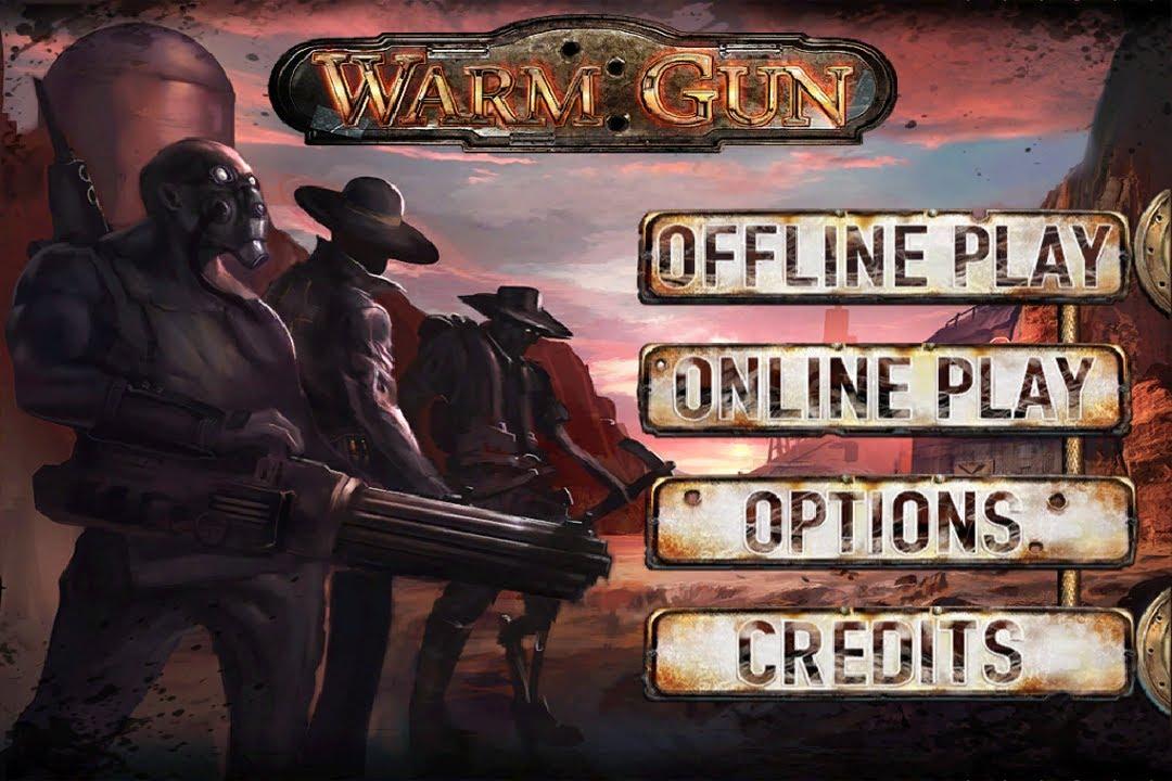 Warm Gun для iPhone, iPad и iPod Touch