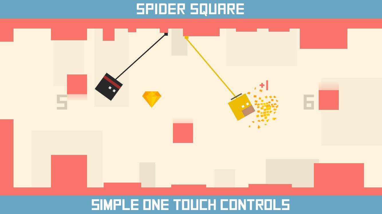 Spider Jack — добрый паучок на iPhone