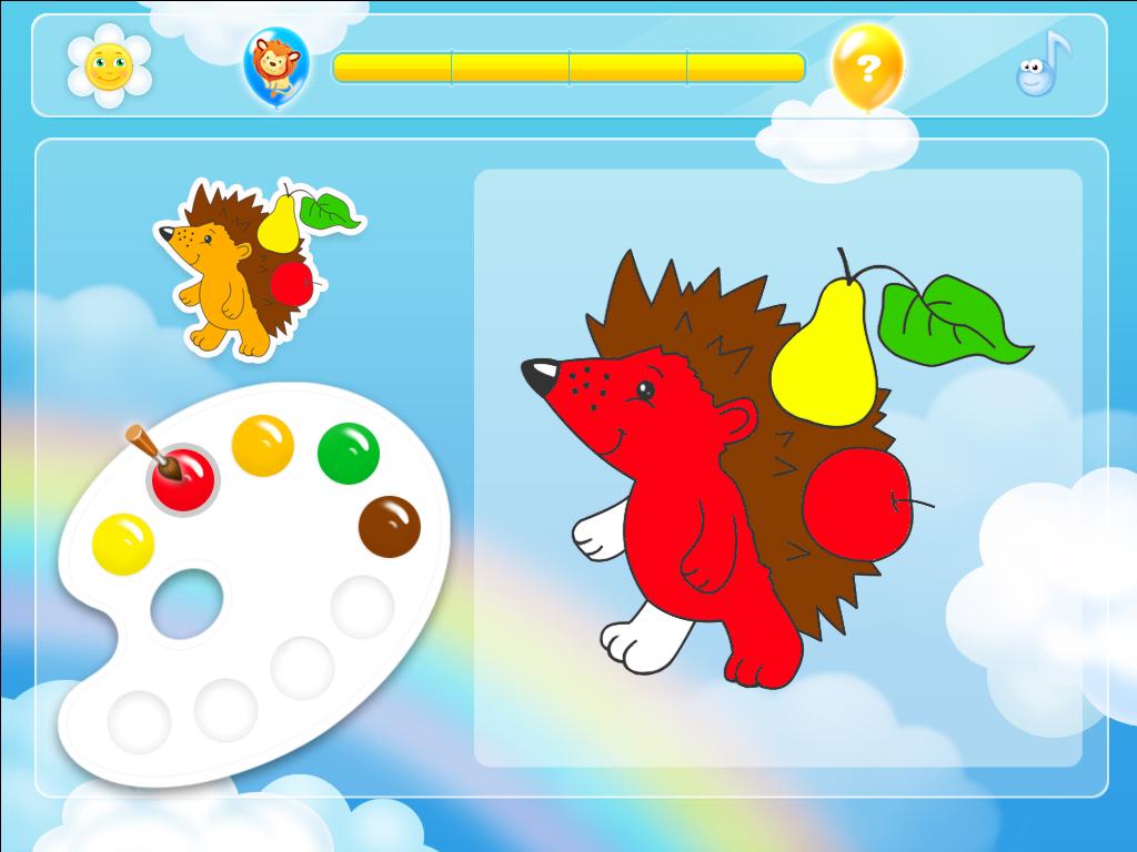 Игры для самых маленьких — игры для iPad