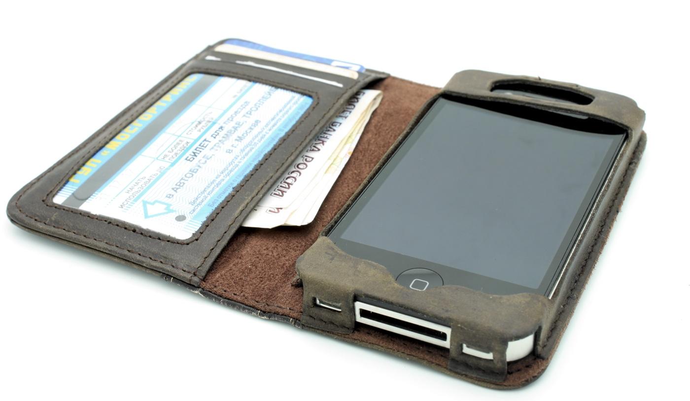 BookBook для iPhone: кошелек, книжка и чехол