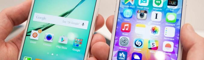 GALAXY станет копией iPhone 6?