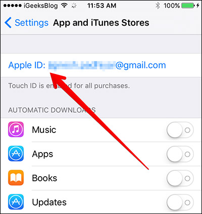 App and iTunes Stores
