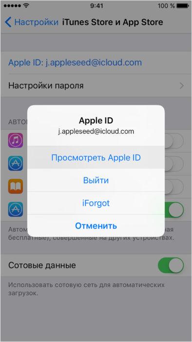 Изображение - Смена номера кредитной карты в itunes vhod-v-sistemu-394x700