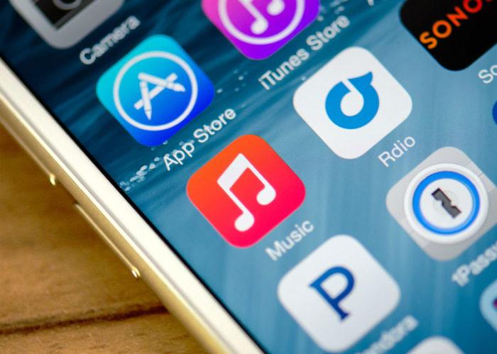 Приложения iOS