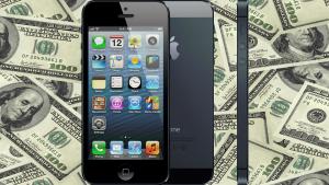 айфон и деньги