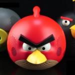 Angry Birds теперь и в динамиках
