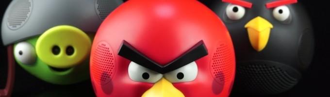 Angry Birds динамики