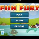 Игра для айфона Fish Fury — убийца птиц