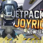 Игра Jetpack Joyride для айфона