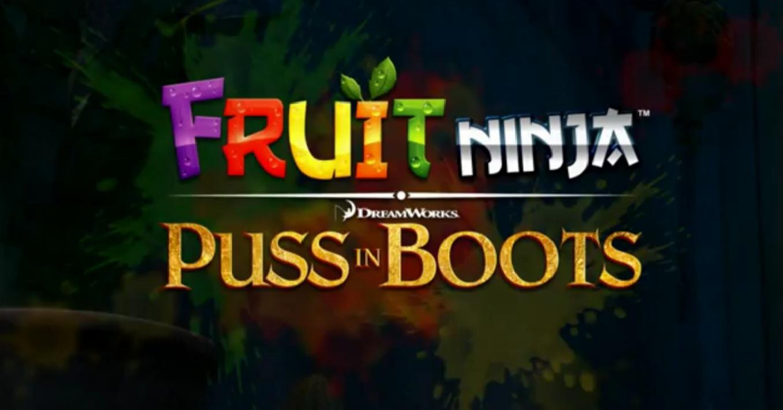Скачать Fruit Ninja Puss In Boots 1.1.3 Для Android