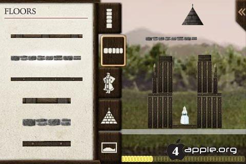 Crush the Castle - давка замков на iPhone, iPad, iPod