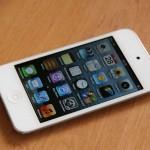Белый iPod touch 4-го поколения появился в магазинах