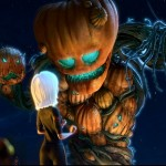 Pumpkins vs. Monsters — ещё одно vs на iPhone