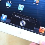 Siri на iPad и скоро Siri на iPhone 4