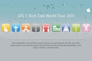 Tech Talk World Tour 2011