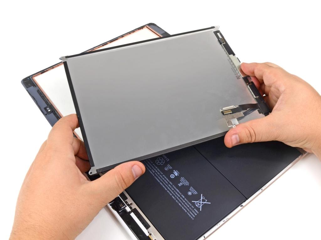производство iPad 3