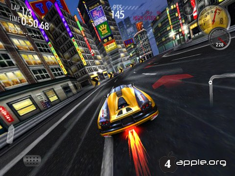 Игра Need for Speed Shift