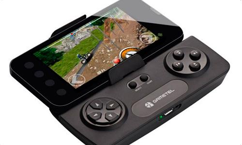 Gametel - новый игровой контроллер для iPhone