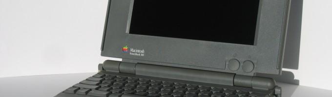 1991 – PowerBook