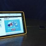 Дисплеи Sharp IGZO в iPad 3