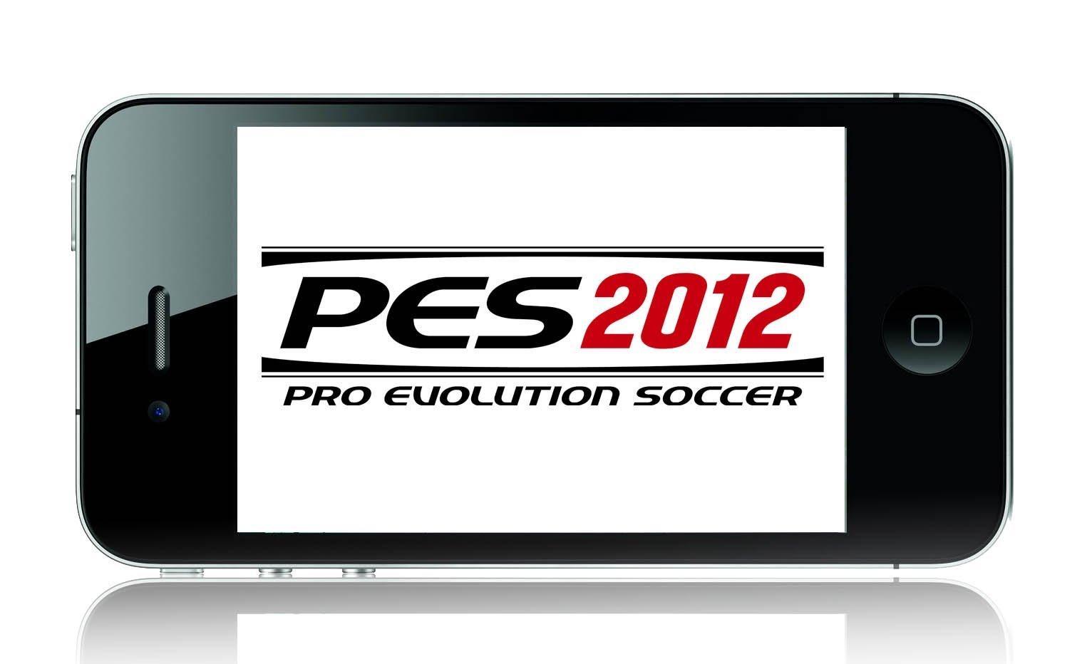 PES 2012 для iPhone
