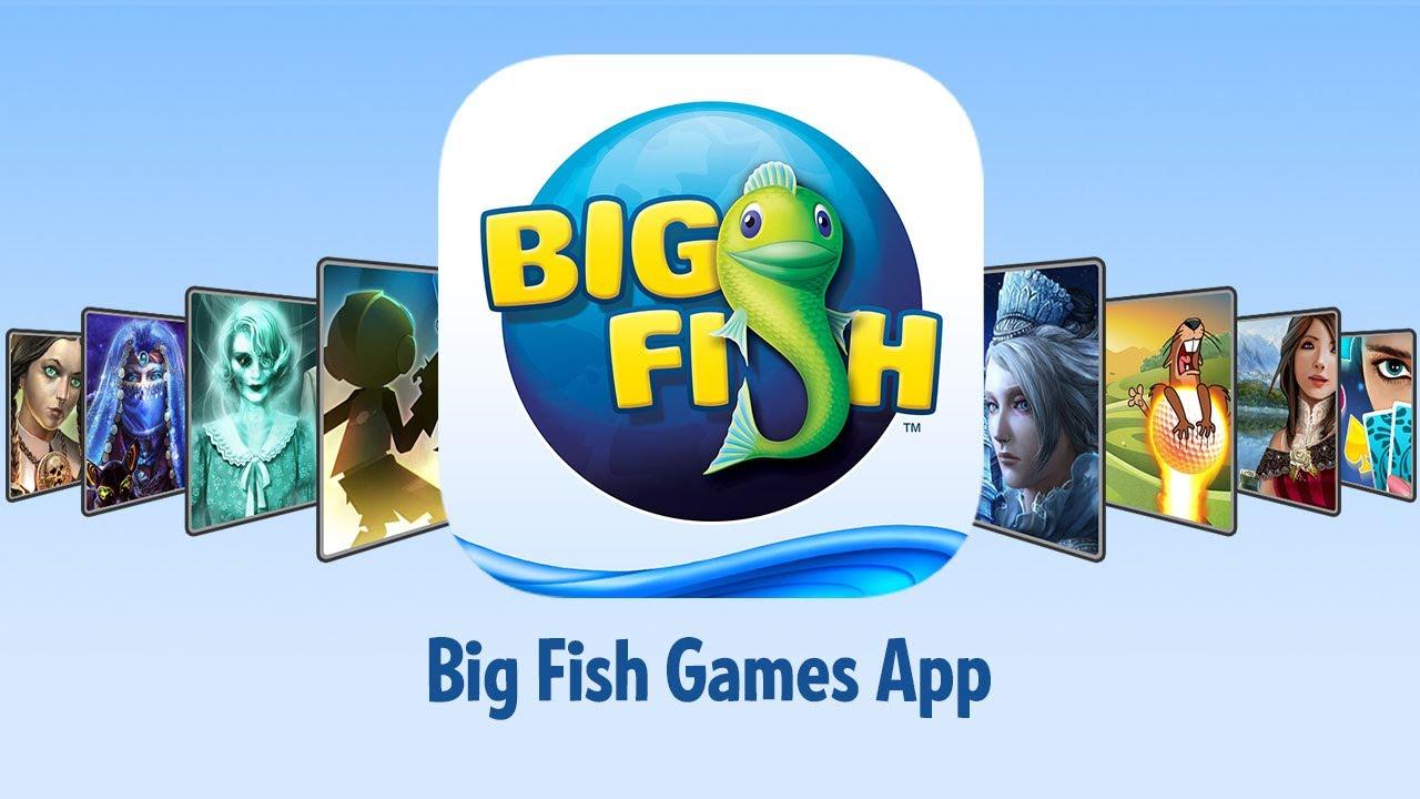 Приложение Big Fish