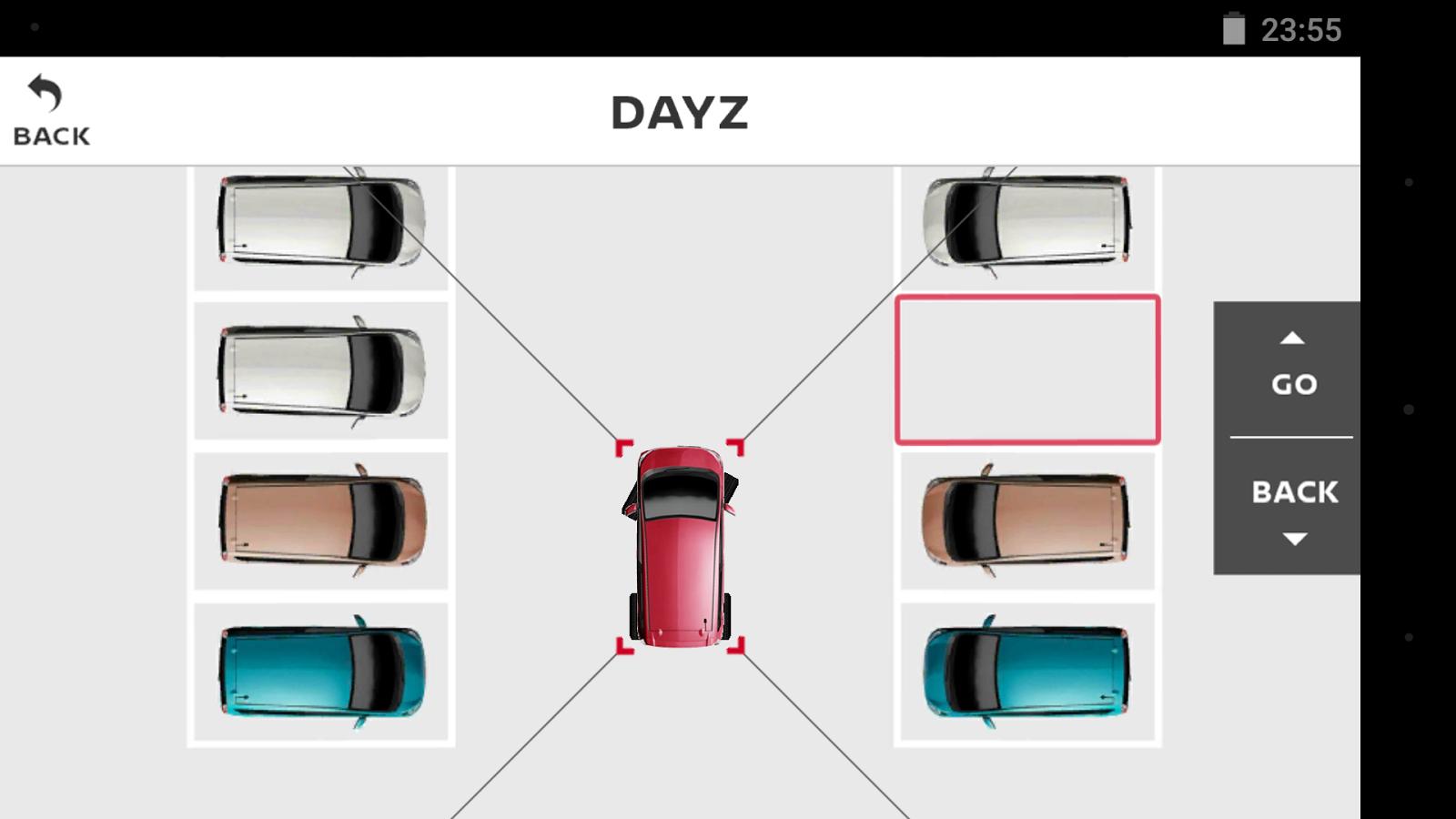 Приложение Nissan Global