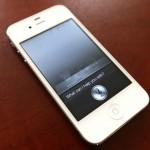 Слух: Apple тестирует Siri на iPhone 4