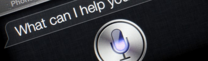 Управление Siri