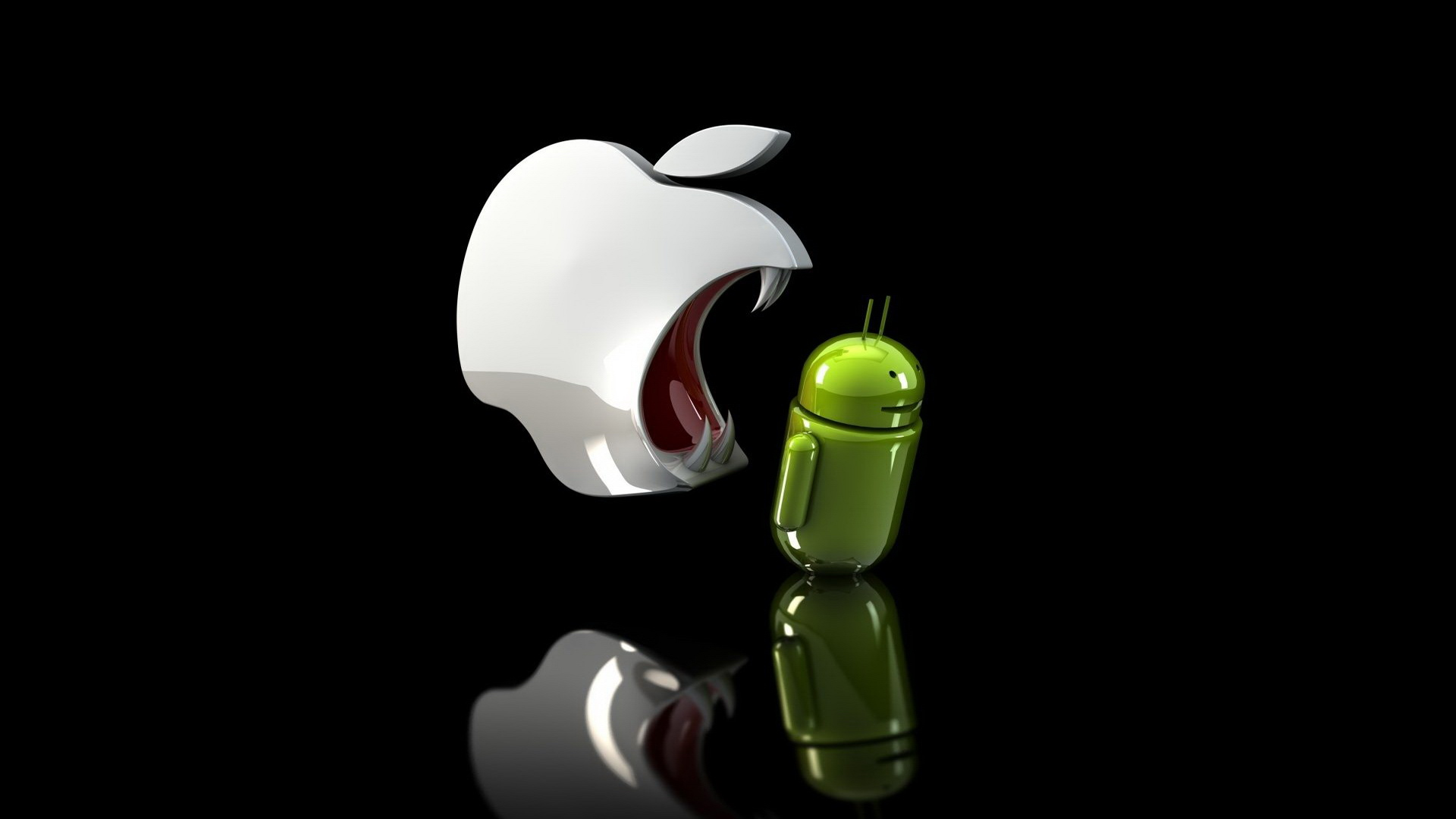 Война iOS и Android
