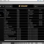 Winamp для Mac — уже доступен
