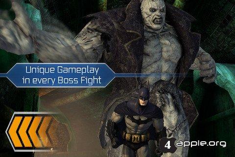 Игра Batman Arkham City Lockdown