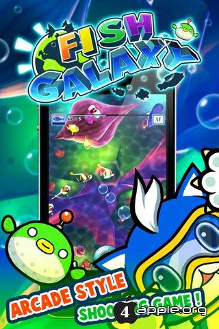 Игра Fish Galaxy