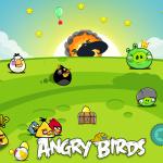 Angry Bird официально в России