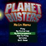 Игра Planet Buster