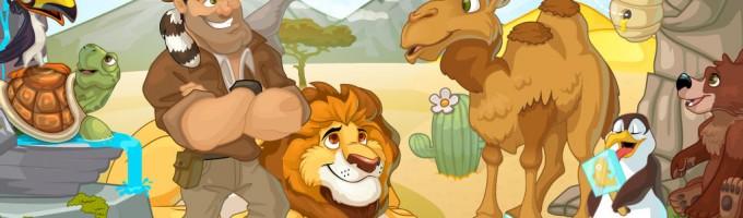 Игра Tap Zoo