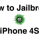 Новости о непривязанном джейлбрейке iPhone 4S