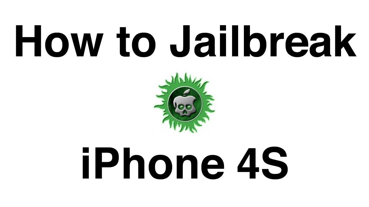 непривязанный джейлбрейк iPhone 4S