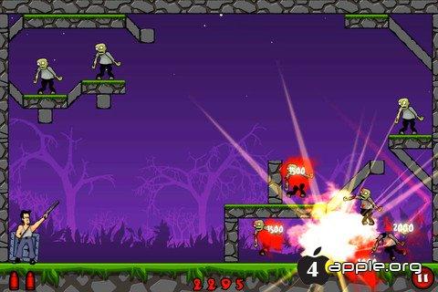 Обзор игры Stupid Zombie