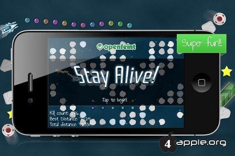 Обзор игры Stay Alive
