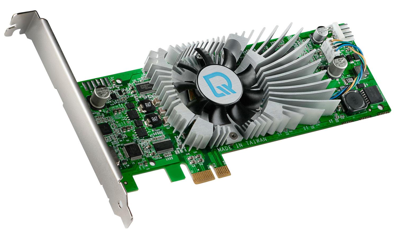 Четырёхъядерный процессор