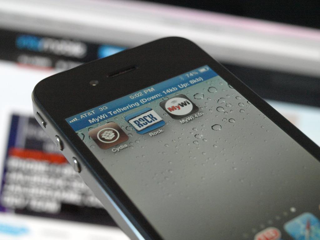 Джейлбрейк для iPhone 4S