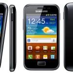 Galaxy Ace Plus копирует дизайн iPhone 3GS