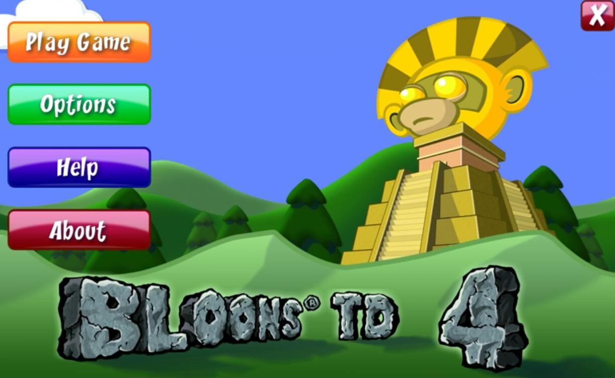 Игра Bloons TD 4